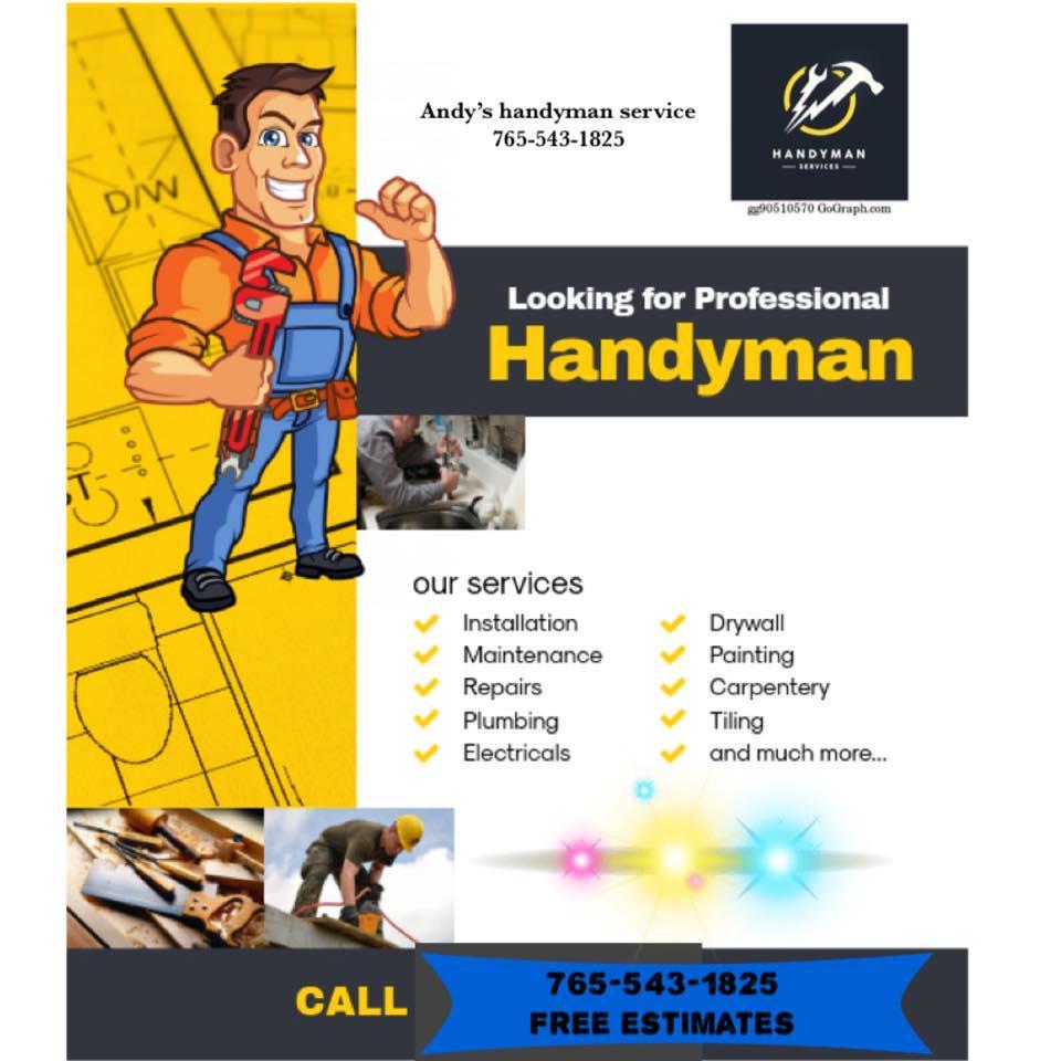 Andy's Handyman Service