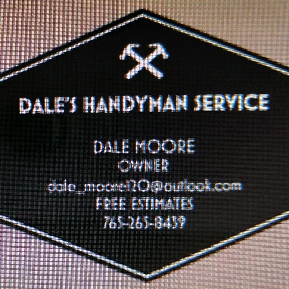 Dale's Handyman Service