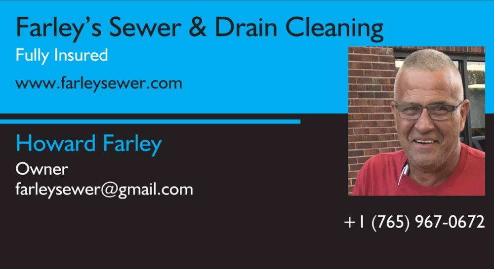 Farley's Sewer and Drain Cleaning