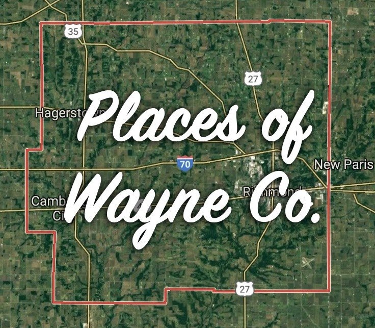 Places of Wayne County